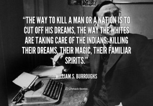 William Burroughs Quotes
