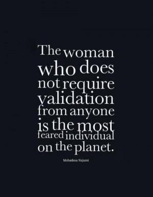 Love strong women :)