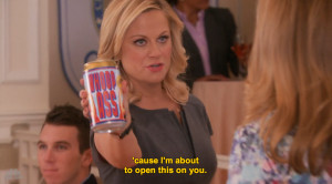 parks and recreation leslie knope i died