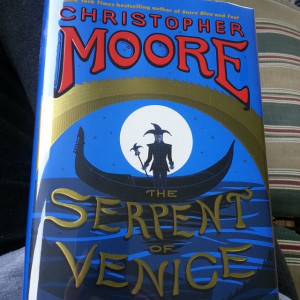 The Serpent of VeniceBy Christopher Moore4/5Pocket the fool returns on ...