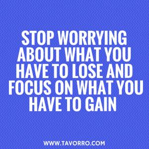 Focus on Success Quotes Success Quotes From Tavorro