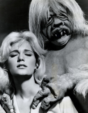"""Yvette Mimieux in """"The Time Machine"""" 1960"""