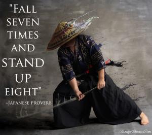 ... .Com - Inspirational, Motivational, Encouraging, Japanese proverb