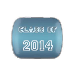 Class of 2014 Graduation - Graduate '14 Student Jelly Belly Tin