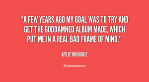 Kylie Minogue Quotes