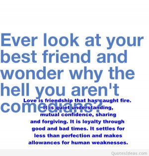 We are still best friends I thank my God every time i remember you my