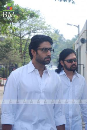 Abhishek Bachchan Producer