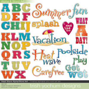... Quotes & Sayings - Scrapbooking Titles - Printable - Instant Download