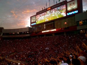 ... in the stands cheering! August is much to far away. ='( #FSU #Football