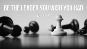 of Weak Leaders Recognize these characteristics of weak leaders ...