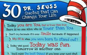 Inspiring Quotes Dr Seuss