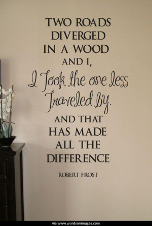 Quotes by robert frost