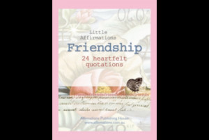 Friendship: Box of 24 Heartfelt Quotations Celebrating Friends (Little ...