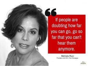Inspirational Entrepreneur Quote Woman