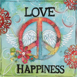 ... www.etsy.com/listing/154600352/love-peace-happiness-childrens-wall-art