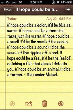 poems/fishing