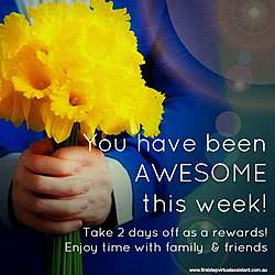 The weekend is here-weekend-quotes-positive-inspiring-sayings-awesome ...