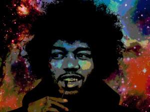 jimi hendrix art 1024x768 Jimi Hendrix Quote