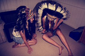 best friends, firend, friends, fun, girl, girls, long hair, plume ...