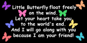 My Butterfly Poem Image