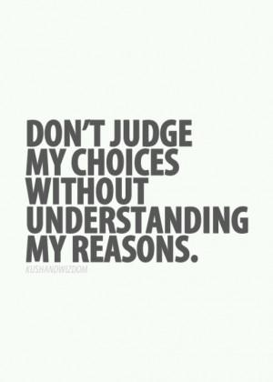 NON-JUDGEMENTAL ATTITUDE...