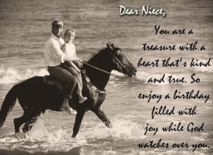 Happy Birthday Quotes and Wishes for Niece