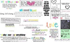 ms_rae_black's Bucket / love quotes