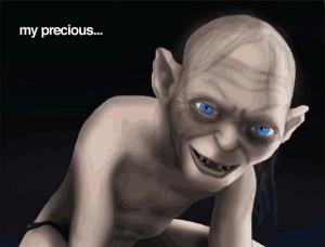 via thefw gollums precious in the precious hidden swallowing is