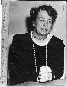 Eleanor Roosevelt, My Day Column, JUNE, 20, 1944