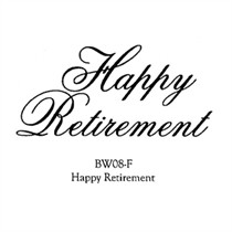 Happy Retirement