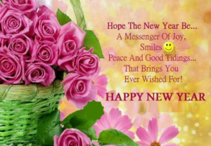 Happy New Year 2015 Telugu SMS Wishes