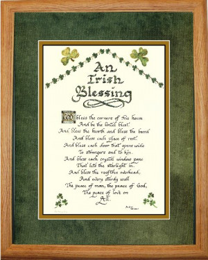 St. Patrick's Day Funny Quotes, Blessings, Irish Sayings and Toasts