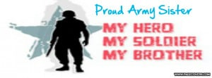 Army Facebook Covers Quotes Army sister facebook cover