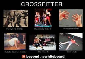 TOPIC: Cool CrossFit Photos/Memes