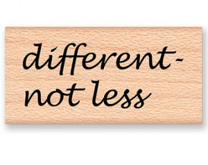 different not less-acceptance of ot hers quote-wood mounted rubber ...