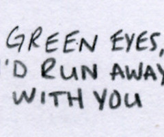 green eyes quotes tumblr