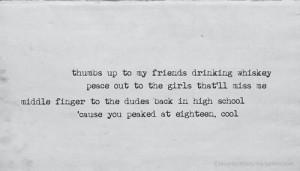 Hoodie Allen Quotes Tumblr Quotes & funnie.