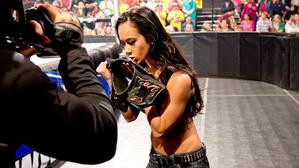their prize as much as AJ Lee loves her Divas Title? Probably not. WWE ...
