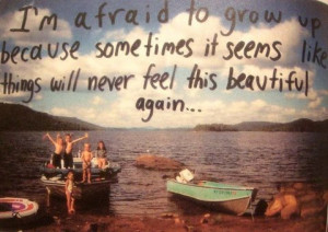 boat, cute, life, quote, water