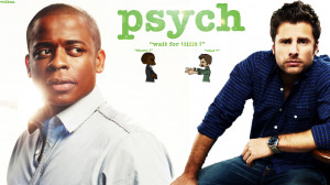 Gus Psych Quotes Psych fan art , shawn and gus