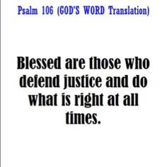 And justice WILL be served to those who have done wrong. God sees ALL ...