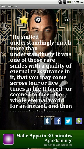 quotes from the hit book movie the great gatsby jordan baker the great ...