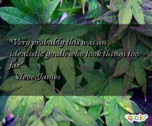 Idealistic Quotes