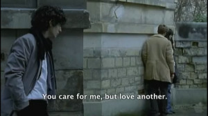louis garrel, love