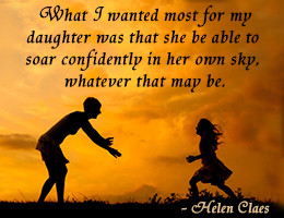 Your daughter, your little bundle of joy, turns another year older ...