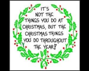 Christmas Decoration Magnet, Inspir ing Quote, home decor, kitchen ...