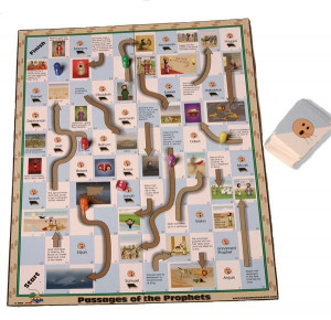 Passages of the Prophets- Board Game