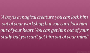 magical creature 33 Cute Boyfriend Quotes Which Are Lovely