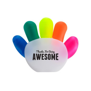 Thanks For Being Awesome Handy Highlighter Set (741290)