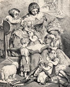 Charles Perrault I Racconti di Mamma Oca